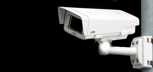 The license plate camera sits lower on the pole at a pre-defined position. Some license plate cameras will also pan, tilt and zoom to ensure the plate is always captured.